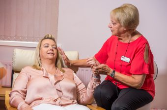 Photos of complementary therapies