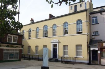 Photo of Wakefield centre