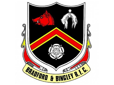 Bradford and Bingley R. F. C. logo