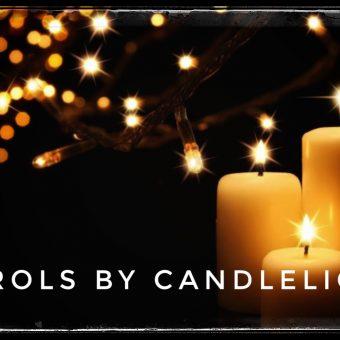 Carols by candlelight image