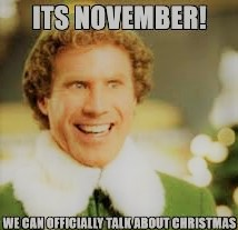 Too Early For Christmas.Its Never Too Early To Talk About Christmas Cancer Support