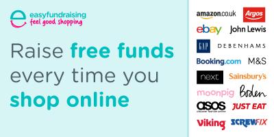 Easyfundraising website details