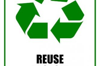 recyclng sign