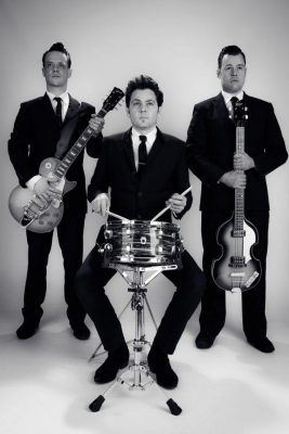 Eddie and the earthquake band picture