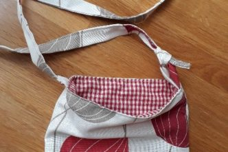 Mastectomy drain bag
